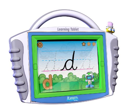 ILearn 'N' Play Learning Tablet - 1