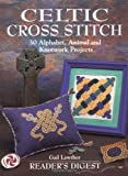 img - for Celtic cross stitch book / textbook / text book