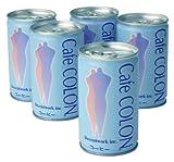 カフェコロン6缶【155g×6】オーガニックコーヒー豆100%使用