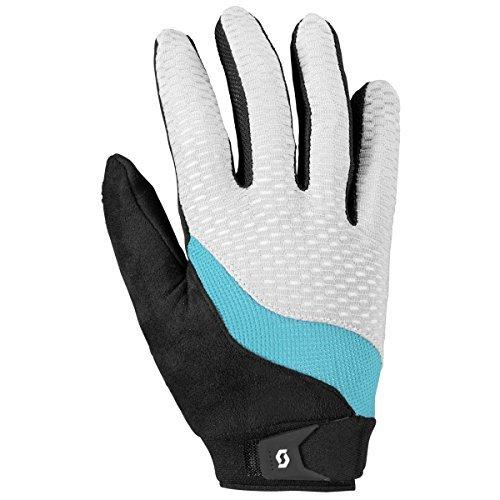Scott Essential Damen Fahrrad Handschuhe lang weiß/blau 2016: Größe: S (7) by Scott