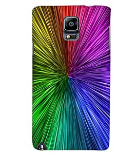 SAMSUNG GALAXY NOTE 3 ILLUSSION Back Cover by PRINTSWAG