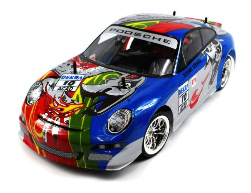 Review: Porsche 911 GT3 Electric RC Car 1:10 CT Speed Racing 10+MPH RTR (Colors May Vary)