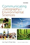 img - for Communicating in Geography and the Environmental Sciences book / textbook / text book
