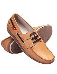 Cythos Cythos Men Vegas Shoes Tan Leather