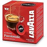 Lavazza A Modo Mio Espresso Passionale, 2 x 16 Kapseln, 2er Pack (2 x 120 g)
