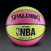 NBA Varsity - Pink/Green - Size 28.5
