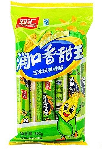 fantattrading-childhood-snacks-shuanghui-sweet-corn-ham-sausage-600g-pack