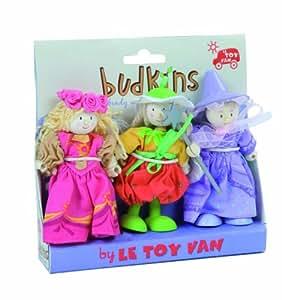 Le Toy Van Budkins Fairytale Gift Pack