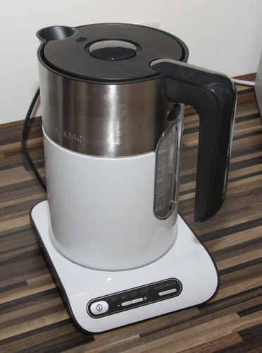 Amazonde Bosch TWK8611 Wasserkocher Styline  Kunststoff