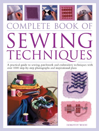 Complete Step-by-step Book of Sewing Techniques