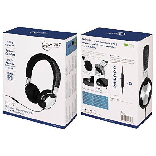 Arctic-P614-On-the-Ear-Headset