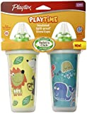Playtex Insulator/Playtime Cup, 9 Ounce, 2 Pack, Colors May Vary (Discontinued by Manufacturer)
