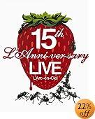 15th L��Anniversary Live [DVD](�߸ˤ��ꡣ)