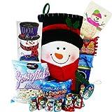 Snowman or Santa Stocking Stuffer Christmas Holiday Gift Set