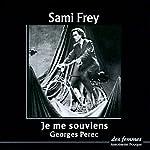Je me souviens | Georges Perec