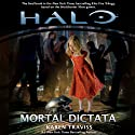 Halo: Mortal Dictata Audiobook by Karen Traviss Narrated by Euan Morton