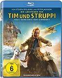 DVD Cover 'Die Abenteuer von Tim & Struppi - Das Geheimnis der Einhorn [Blu-ray]