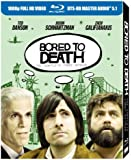 Bored to Death: Season 1 (French) [Blu-ray]