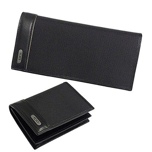 トゥミ TUMI 2点セット 長財布 カードケース セット メンズ 0096-1403/01 0096-1670/01 【並行輸入品】