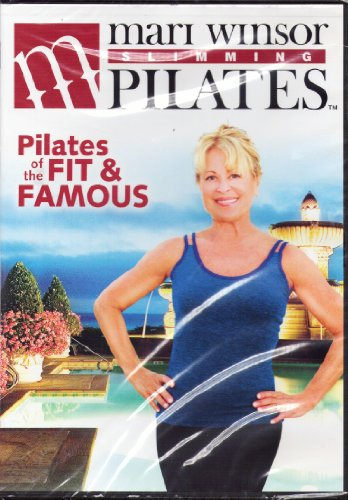 Mari Winsor Slimming Pilates: Pilates Of The Fit And Famous
