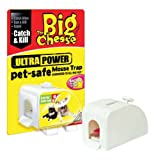 The Big Cheese STV151 Ultra Power Pet Safe Mouse Trap