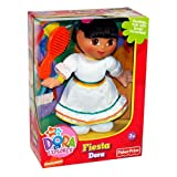 Fisher Price Dora The Explorer Everyday Doll Fiesta New