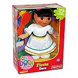 Fisher Price Dora The Explorer Everyday Doll Fiesta New