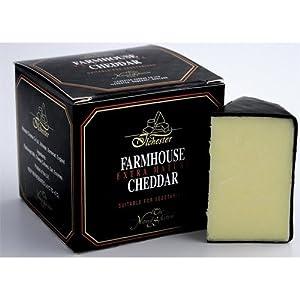 English Farmhouse Cheddar Cheese (1 lb)