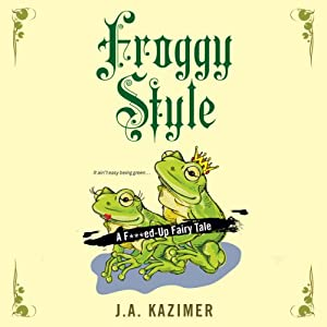 Froggy Style Audiobook