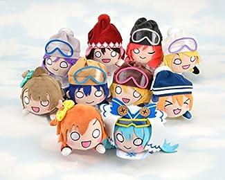 """ラブライブ! μ\\\'s × SNOW MIKU 2016 ぬいぐるみ""""星空 凛"""