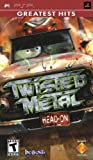 Twisted Metal Head-On PSP