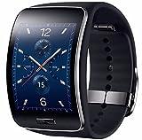 New Samsung Galaxy Gear S Smart Watch SM-R750V Curved CDMA Verizon Black New Other