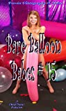 Cover art for  Bare Balloon Babes 15