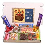 Born in the Forties Sweets Gift Box