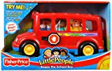 Fisher-Price Beeps the School Bus