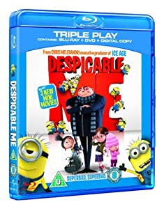 Despicable Me (Blu-ray DVD)