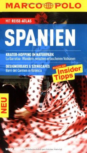 MARCO POLO Reiseführer Spanien: Reisen mit Insider-Tipps.