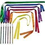 US Games Color My Class Ribbon Wand Set