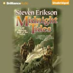 Midnight Tides: Malazan Book of the Fallen Series, Book 5 (       UNABRIDGED) by Steven Erikson Narrated by Michael Page
