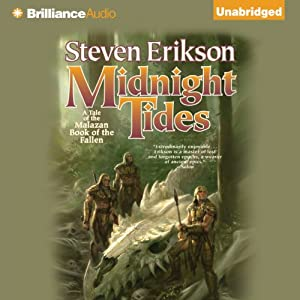 Midnight Tides Audiobook