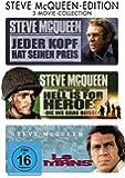 Le Mans / Jeder Kopf Hat Seinen Preis / Hell Is For Heroes - Die Ins Gras Beißen [3 DVDs]