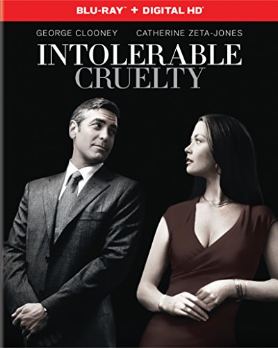 Intolerable Cruelty (Blu-ray + Digital HD + Fifty Shades Darker Fandango Cash + New Artwork)