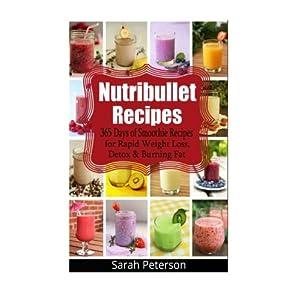 Nutribullet Recipes: 365 Livre en Ligne - Telecharger Ebook