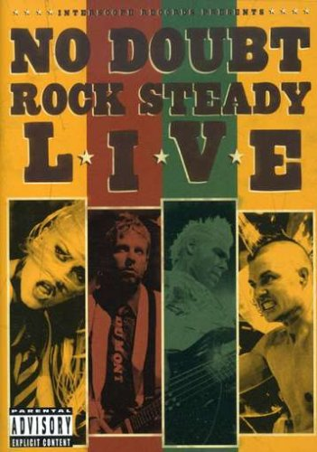 No Doubt: Rock Steady - Live by Interscope Records
