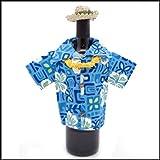 Wine Outfit Aloha Blue