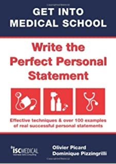 Personal statement - Hull York Medical School