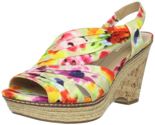 Naturalizer Women's Lulianne Wedge Sandal,Anis ,9 N US