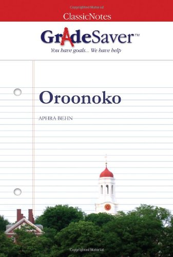 an analysis of oroonoko by aphra A royal slave as colonial criticism in aphra behn's oroonoko - alexandra baum - term paper (advanced seminar) - english language and literature studies.