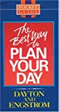 img - for The Best Way to Plan Your Day (Pocket guides) book / textbook / text book