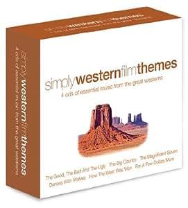 Simply Western Film Themes (Coffret 4 CD)